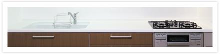 水まわりリフォーム事例6:システムキッチンリフォーム | 大田区 品川区 リフォーム 吉澤技研