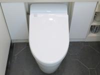 水まわりリフォーム事例19:最新トイレリフォーム「きれい除菌水」効果